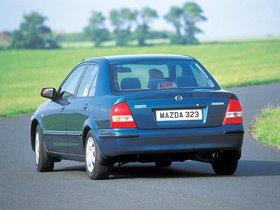 Ver foto 5 de Mazda 323 Sedan BJ 1998