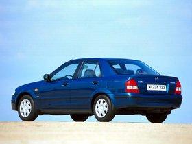 Ver foto 4 de Mazda 323 Sedan BJ 1998