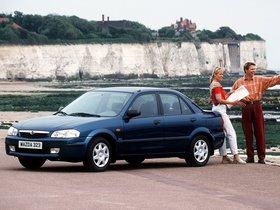 Ver foto 3 de Mazda 323 Sedan BJ 1998