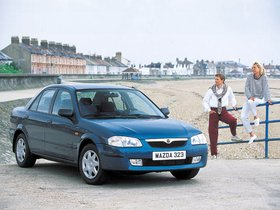 Ver foto 2 de Mazda 323 Sedan BJ 1998