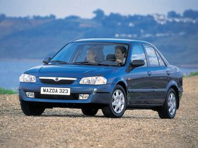 Fotos de Mazda 323 Sedan BJ 1998