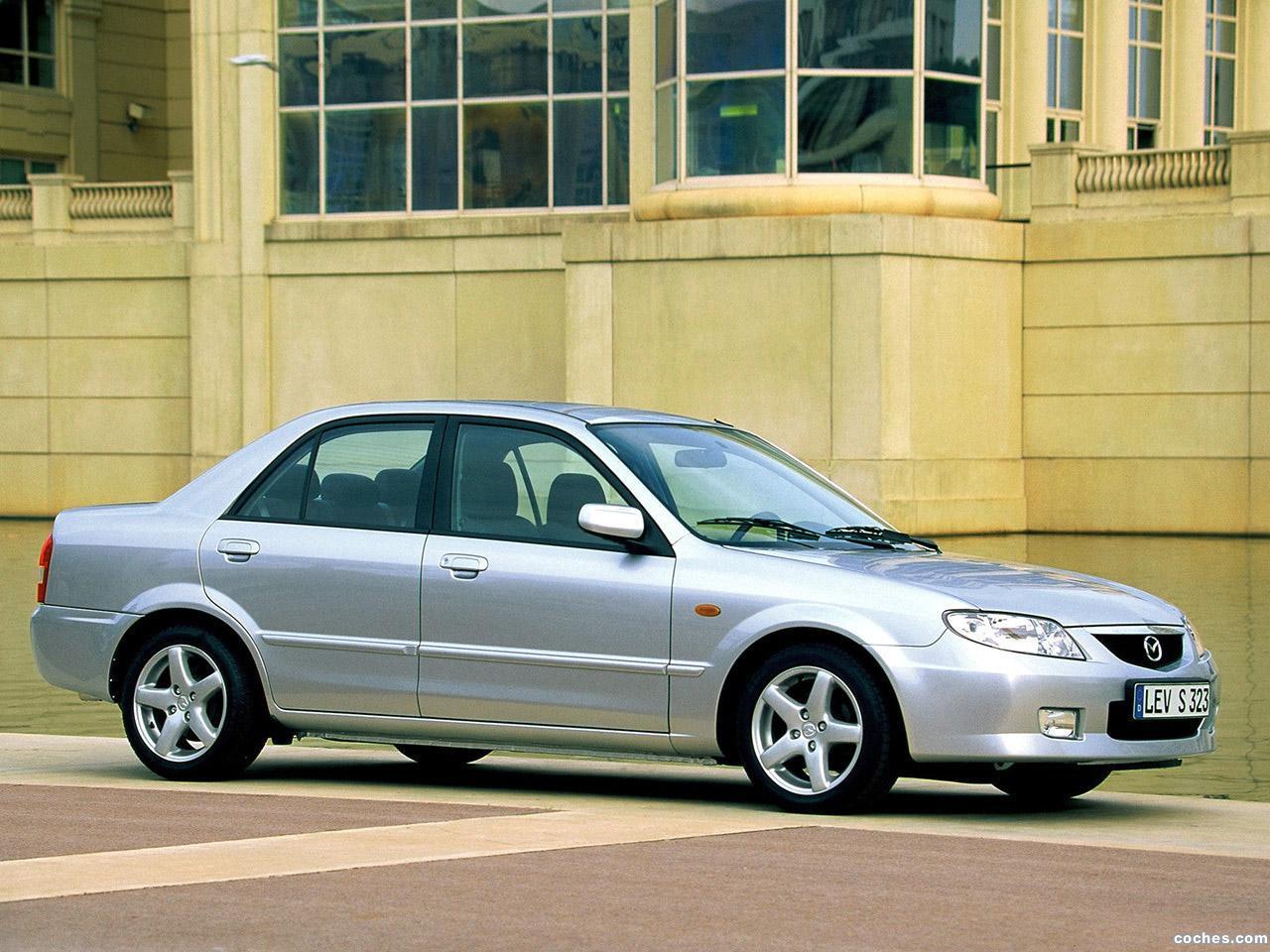 Foto 4 de Mazda 323 Sedan BJ 2000
