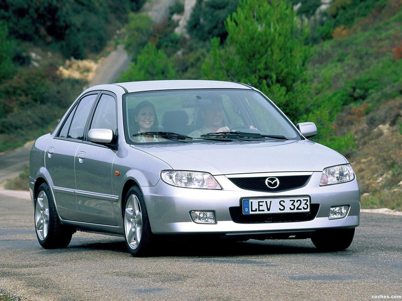 Foto 3 de Mazda 323 Sedan BJ 2000