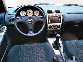 Ver foto 8 de Mazda 323 Sedan BJ 2000