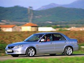 Ver foto 6 de Mazda 323 Sedan BJ 2000