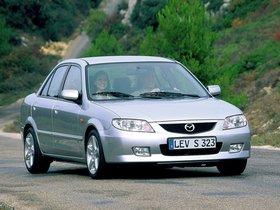 Ver foto 4 de Mazda 323 Sedan BJ 2000