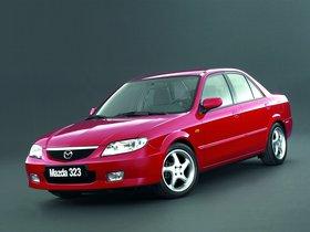 Ver foto 3 de Mazda 323 Sedan BJ 2000