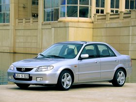 Fotos de Mazda 323 Sedan BJ 2000