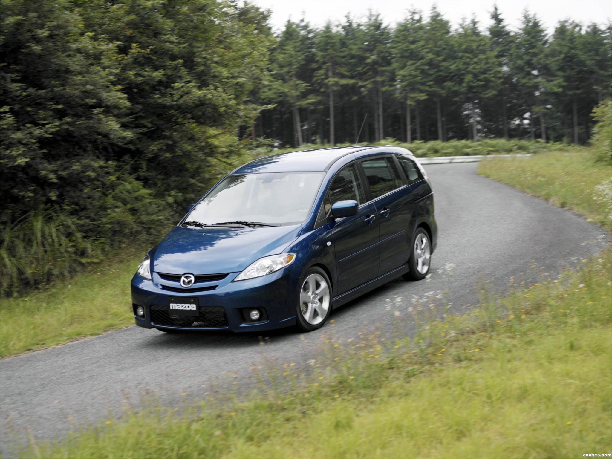 Foto 0 de Mazda 5 2004