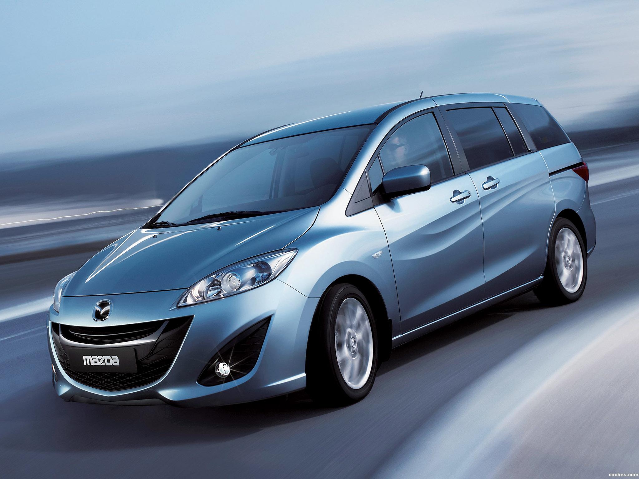 Foto 0 de Mazda 5 2010