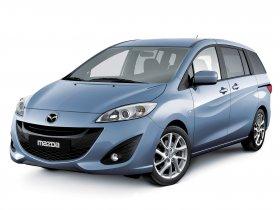 Ver foto 3 de Mazda 5 2010