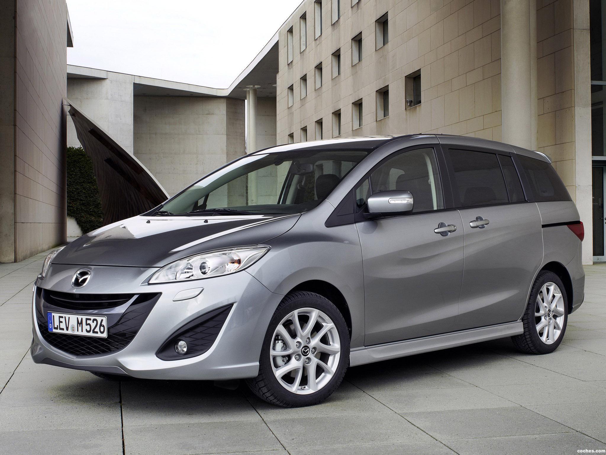 Foto 0 de Mazda 5 2013