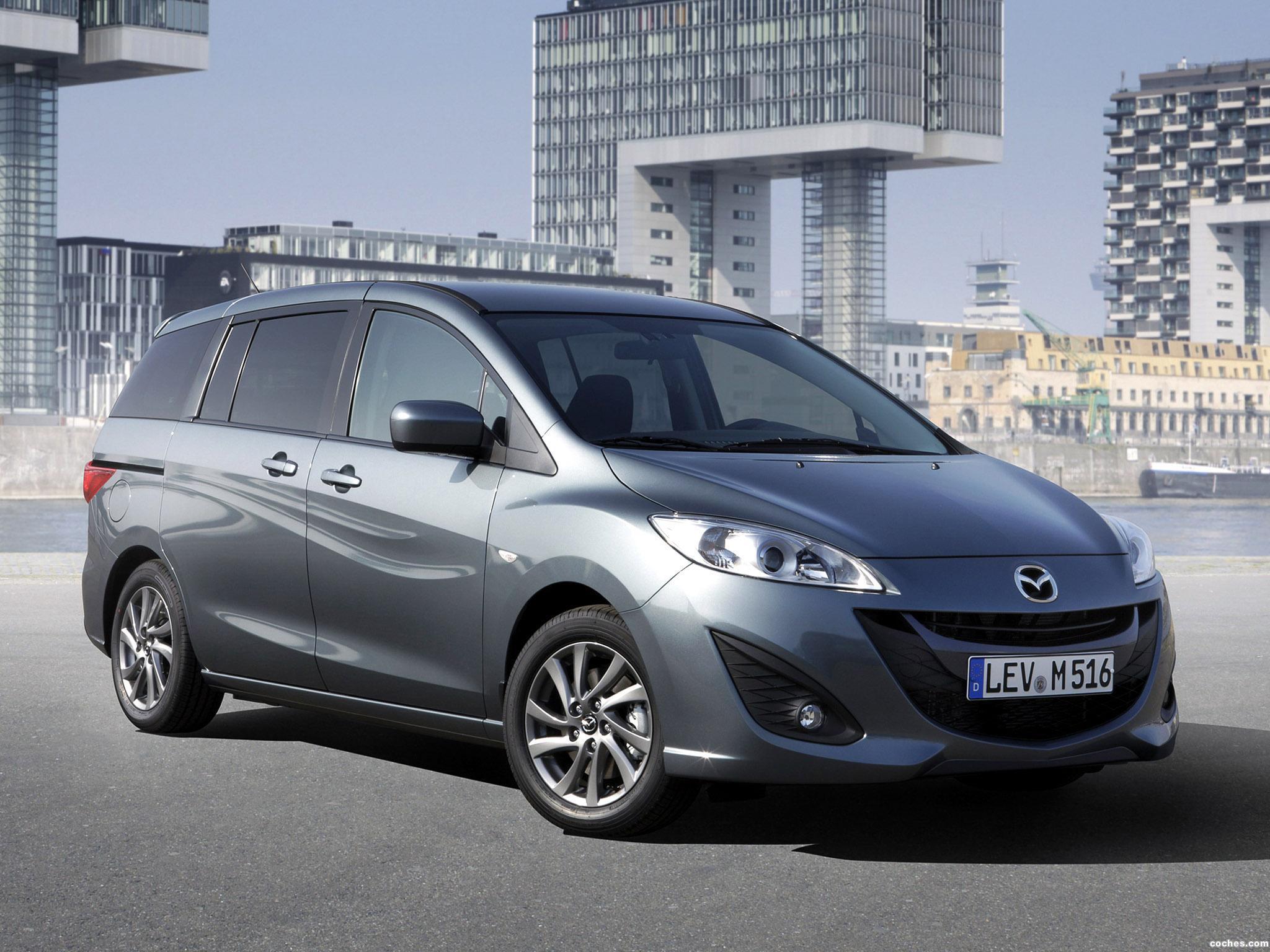 Foto 0 de Mazda 5 Edition 40 2012