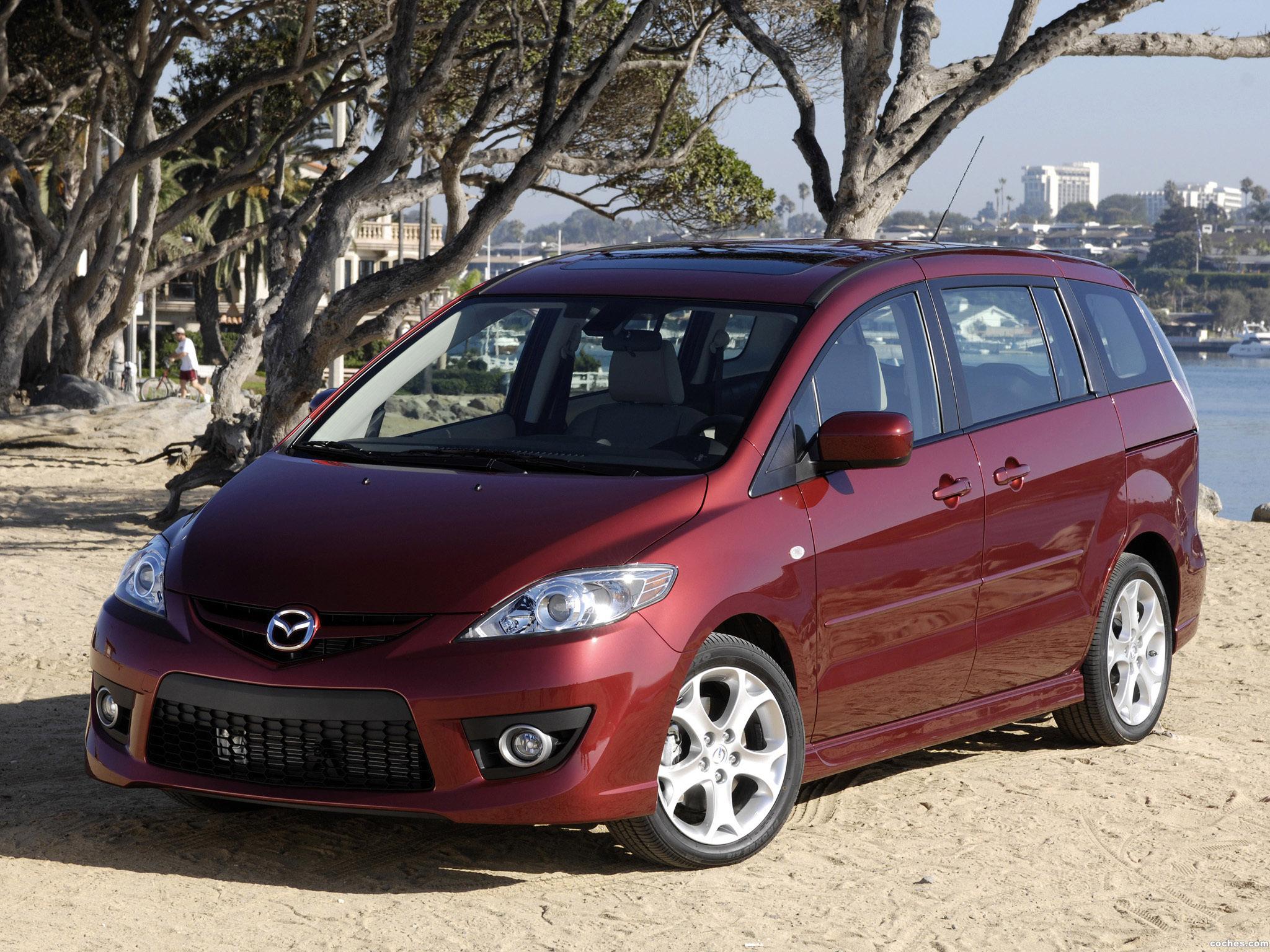 Foto 0 de Mazda 5 Facelift 2008