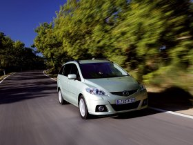 Ver foto 12 de Mazda 5 Facelift 2008