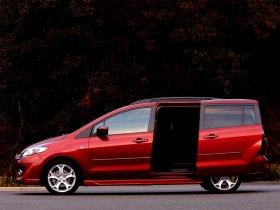 Ver foto 10 de Mazda 5 Facelift 2008