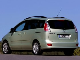 Ver foto 8 de Mazda 5 Facelift 2008