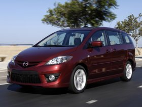 Ver foto 5 de Mazda 5 Facelift 2008