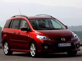 Ver foto 20 de Mazda 5 Facelift 2008