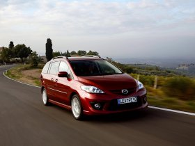 Ver foto 18 de Mazda 5 Facelift 2008