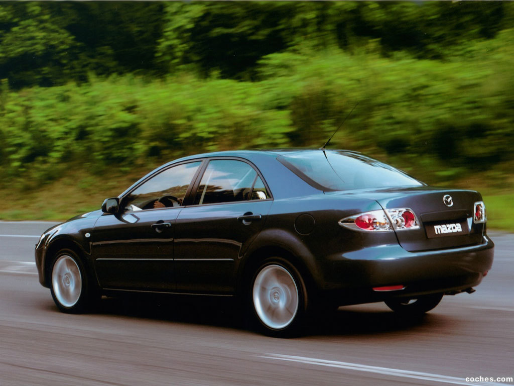 Foto 0 de Mazda 6 2002