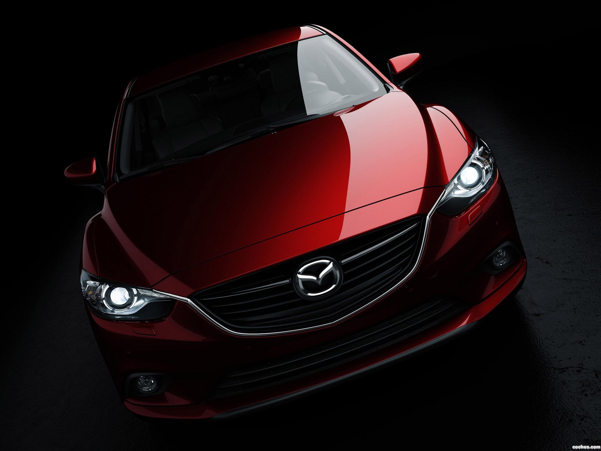 Foto 0 de Mazda 6 2013