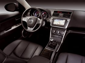 Ver foto 24 de Mazda 6 Hatchback 2008