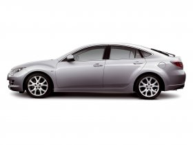 Ver foto 15 de Mazda 6 Hatchback 2008