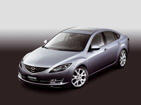 Ver foto 14 de Mazda 6 Hatchback 2008