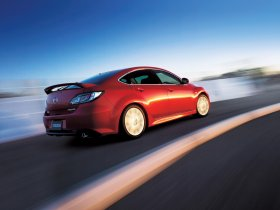 Ver foto 11 de Mazda 6 Hatchback 2008