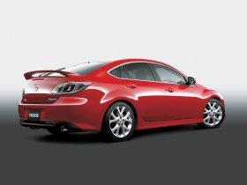 Ver foto 10 de Mazda 6 Hatchback 2008