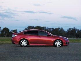 Ver foto 9 de Mazda 6 Hatchback 2008