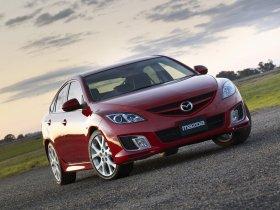 Ver foto 8 de Mazda 6 Hatchback 2008