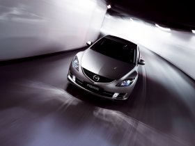 Ver foto 23 de Mazda 6 Hatchback 2008