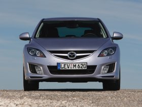 Ver foto 3 de Mazda 6 Hatchback 2008
