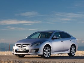Fotos de Mazda 6 Hatchback 2008