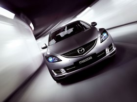 Ver foto 19 de Mazda 6 Hatchback 2008