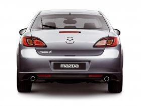 Ver foto 16 de Mazda 6 Hatchback 2008