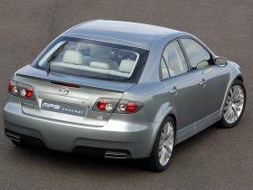 Ver foto 9 de Mazda 6 MPS Concept 2002