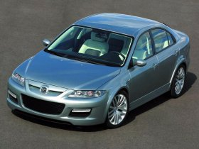 Ver foto 4 de Mazda 6 MPS Concept 2002