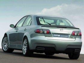 Ver foto 3 de Mazda 6 MPS Concept 2002