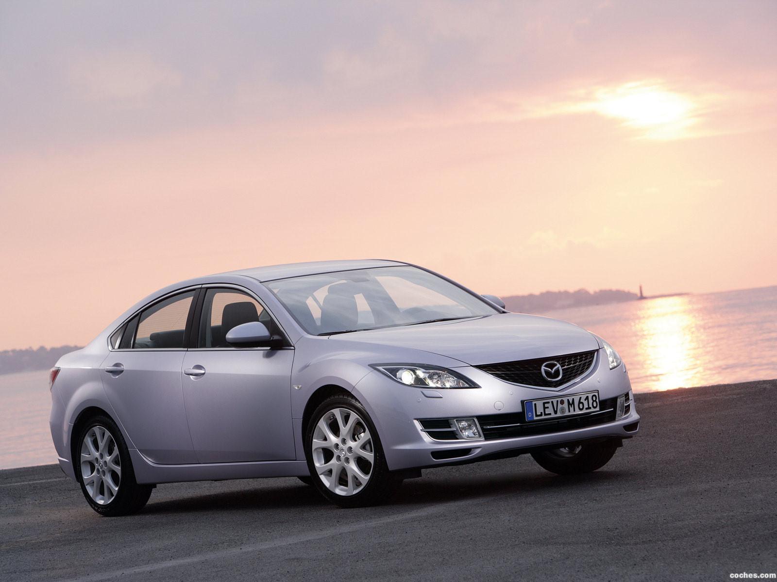 Foto 0 de Mazda 6 Sedan 2008