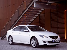Ver foto 21 de Mazda 6 Sedan 2008