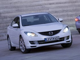 Ver foto 17 de Mazda 6 Sedan 2008