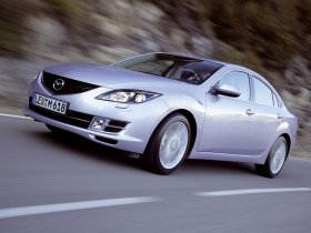 Ver foto 15 de Mazda 6 Sedan 2008