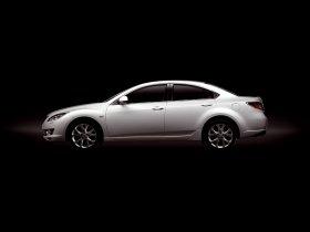 Ver foto 9 de Mazda 6 Sedan 2008
