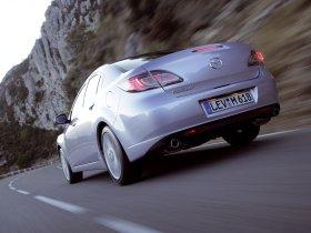 Ver foto 7 de Mazda 6 Sedan 2008