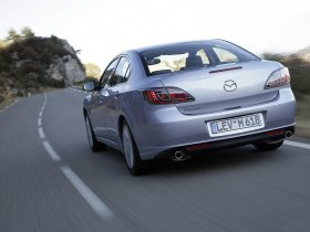 Ver foto 5 de Mazda 6 Sedan 2008