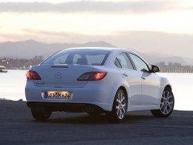 Ver foto 4 de Mazda 6 Sedan 2008