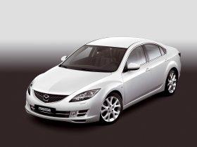 Ver foto 27 de Mazda 6 Sedan 2008